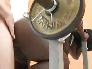 Ass workout...