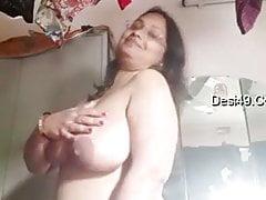 Desi house wife