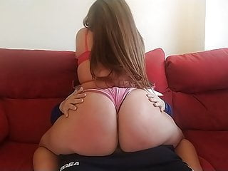 fucked on the sofa!