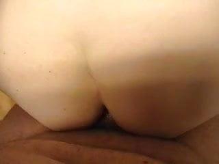 Arschfick + Creampie