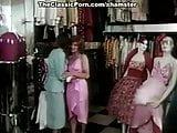 Kathleen Kinski, Brigitte DePalma, Steven Sheldon in vintage