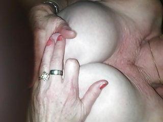 Gemma a horny big tit granny...