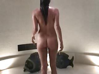 Alyssa arce shower...