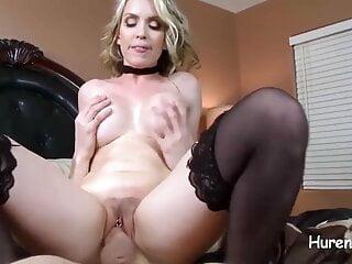 Sexy Schritt Mutter fickt Sohn
