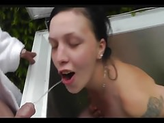 Pisi imádó ribanc csajok szex videó