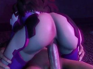 Overwatch d va sex night creator mklr...