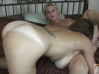 Pussy Licking Lovers Charlee Chase And Selah Rain Orgasm!