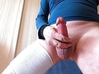 My solo 237 (Fast pumping stiff cock to juicy load of cum)