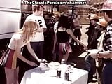 Samantha Morgan, Serena, Elaine Wells in classic sex movie
