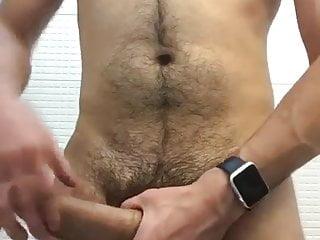 Huge bulge in briefs...