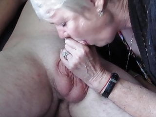 Blowjob Mature Fucking video: Fucking A Nasty Old Bitch. Ugly