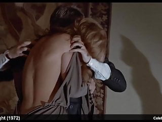 Britt Ekland naked and tough erotic scenes