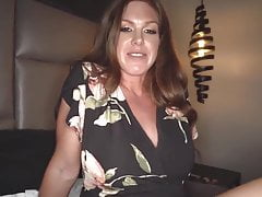 busty milf Ivy Secret is ready for big dick casting
