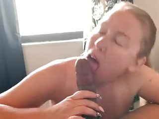 Mature Thick Pawg White Mom Likes BBC In her Mouth