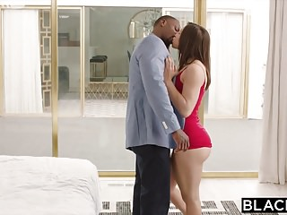 Blacked gets dominated by bbc...