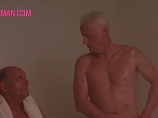 Celeb silver foxes get naked...