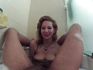 Cindysinx bathtub...