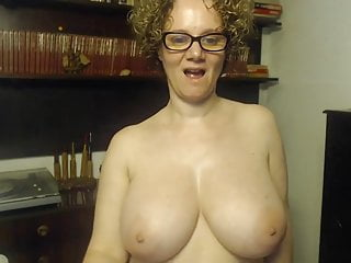 Classic huge boobs french granny...
