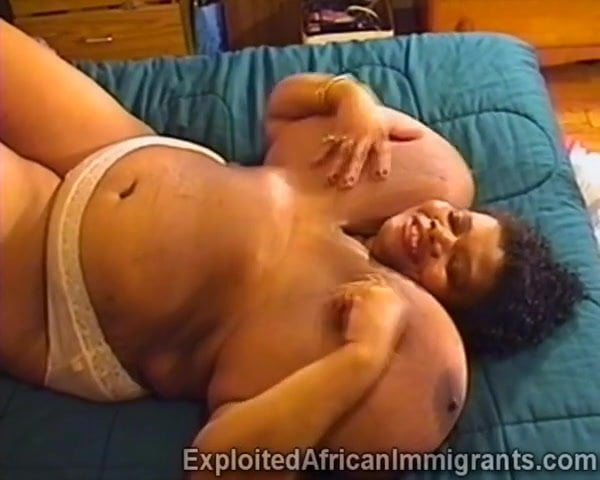 Ebony Bbw Dildo Machine