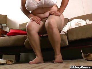 Latina bbw milfs get highly aroused in new...