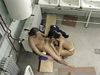 Anita Blonde Fucking In Public Toilet by TROC