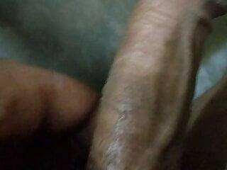 My Large And Fatty Cock Masturbation