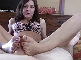 Foot Fetish Video