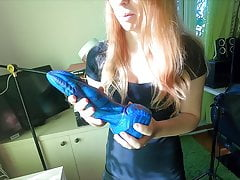 Bad Dragon Dildos and Masturbator, Unboxing and Review