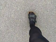 Tights Walk