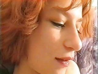 Slim redhead amateur