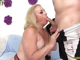 Golden Slut – Grandmas Give the Best Head Compilation