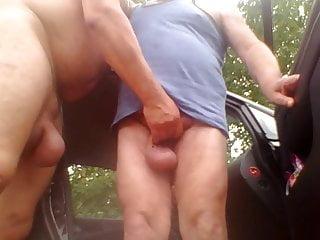 Grandpas daddy mature bulge daddy...