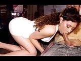 Hot Latina Fucks in her Skirt