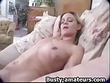Sunny and Holly pussy licking on the couch