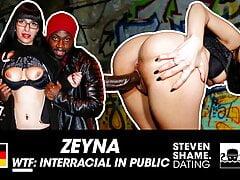 8inches BLACK DICK: Interracial Public! StevenShame.dating