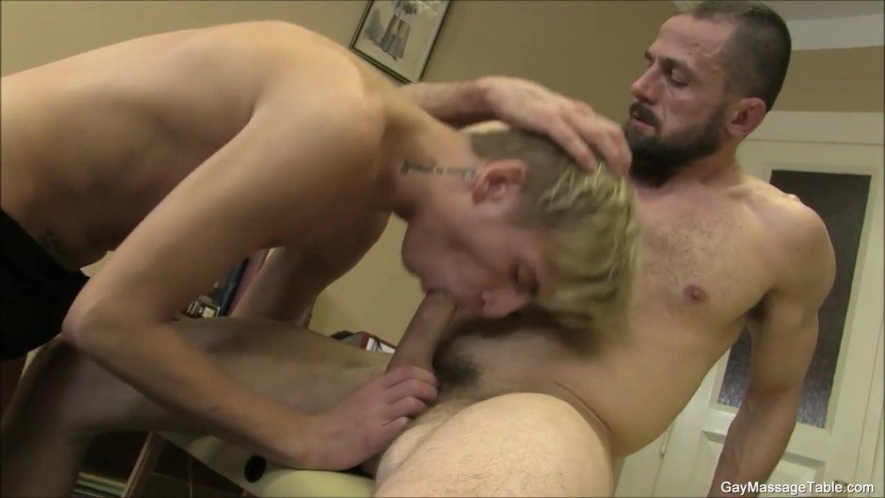 Gay blowjob hunk