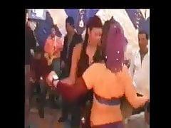 Egyptische straatlesbische buikdansers 3