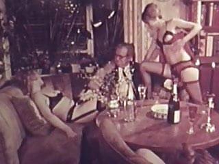 Vintage bordello sex...