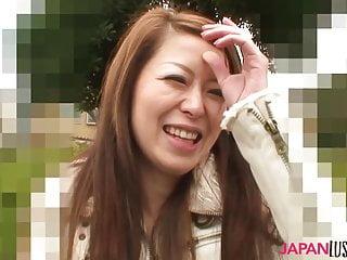 Cute missionary Katagiri sex Mai japanese MILF