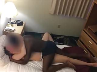 Amateur college babe fucked hard by bbc...