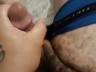 Chubby latino cock