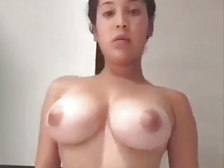 BIG TITS TEEN STRIP LIVE  18yo