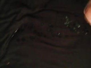 Style cumshot on my black sheets massive load...