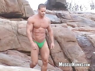 Claude Carroll Solo Muscle Hunks