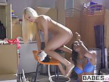 Babes - Trouble On Tap Part 3  starring  Candee Licious and