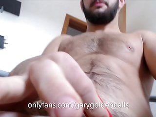 Sph hairy uncut stud does humiliation...