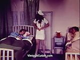 Nurse Gives Patients Sexual Treatment (1960s Vintage)