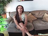 Wanking ts amateur filmed at casting