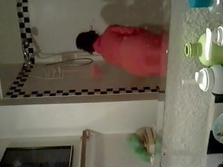 Bathroom Strip and Bate Girl 1