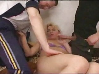 MOTHER GANGBANGED BY Son's friend AND FRIENDS #2 - SECRET LIVES
